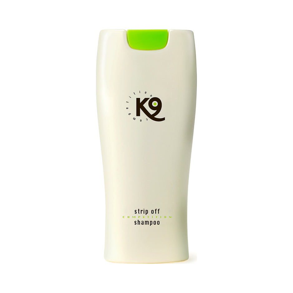 K9 Competition schampo - Strip Off / 300 ml