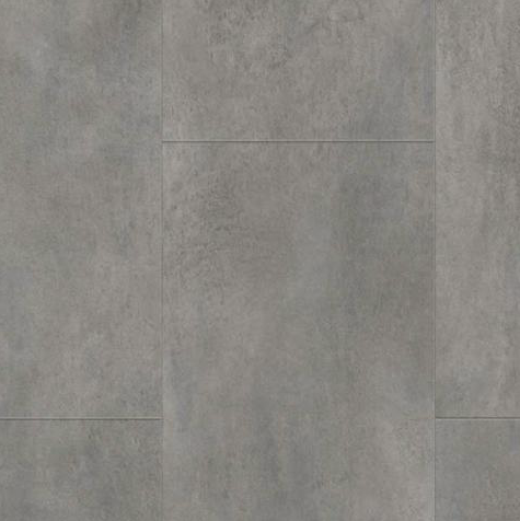 Pergo Dark Grey Concrete Vinyl Tile