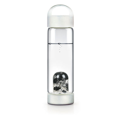 Loop - LIMITED EDITION Diamond White Silicone Loop for ViA Gem-WAter Bottle by VitaJuwel on Vision