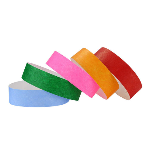 "SecurBand® Jr. Tyvek Wristbands 3/4"" 2025 (1000/Box) - Wristbands.com"