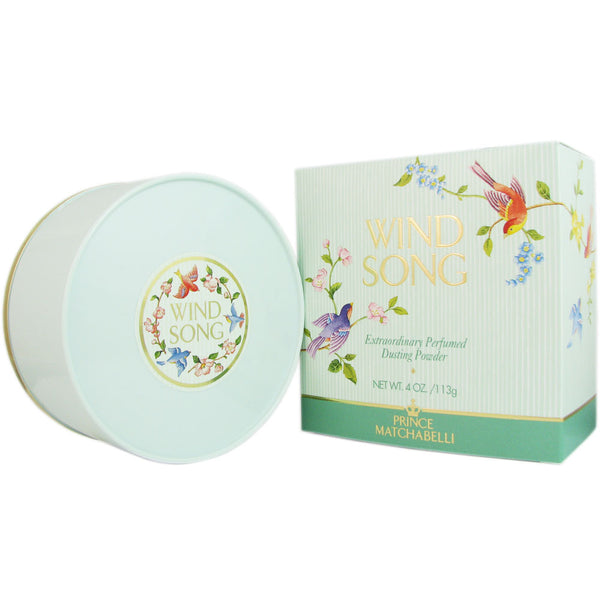 Wind Song by Prince Matchabelli 4.0 oz Dusting Powder