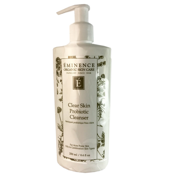Eminence Clear Skin Probiotic Face Cleanser 8.4 oz