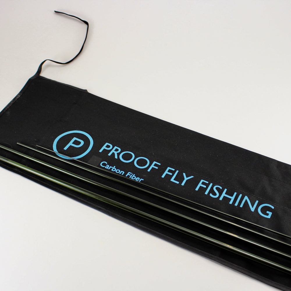 "7' 9"" 3wt. (four piece) carbon fiber fly rod blank"