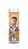 John F Kennedy JFK Political President Saint Celebrity Prayer Candle
