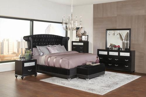 CO-Barzini Queen Bed