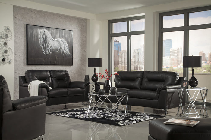 Ashley Tensas Living Room Set