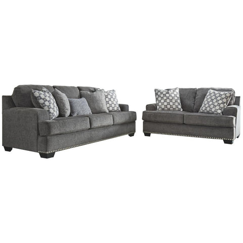 Ashley Locklin 2pc Living Room Set