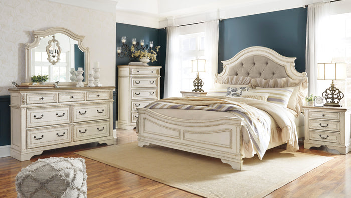 Ashley Realyn 5pc Bedroom Set