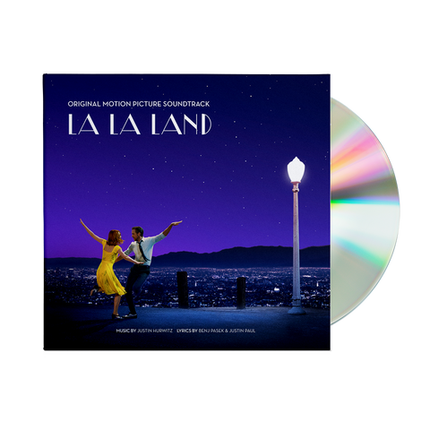 La La Land Original Motion Picture Soundtrack - CD
