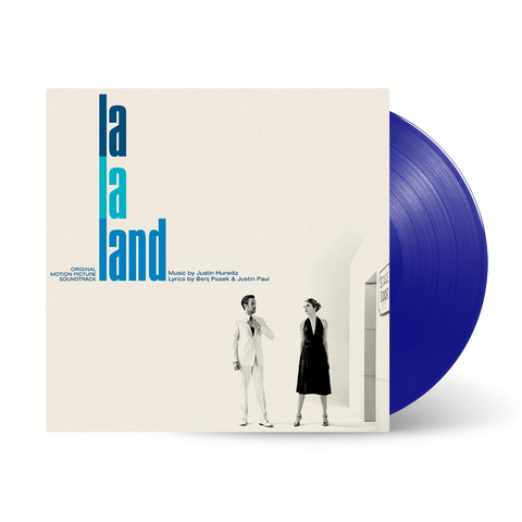 La La Land Original Motion Picture Soundtrack - Blue Vinyl