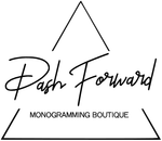 Dash Forward Apparel and Monogramming