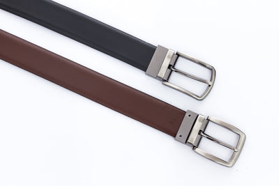 Masculine Double Face Belt - The Gaspy Collection