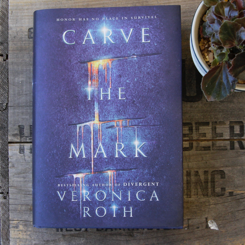 Veronica Roth - Carve the Mark