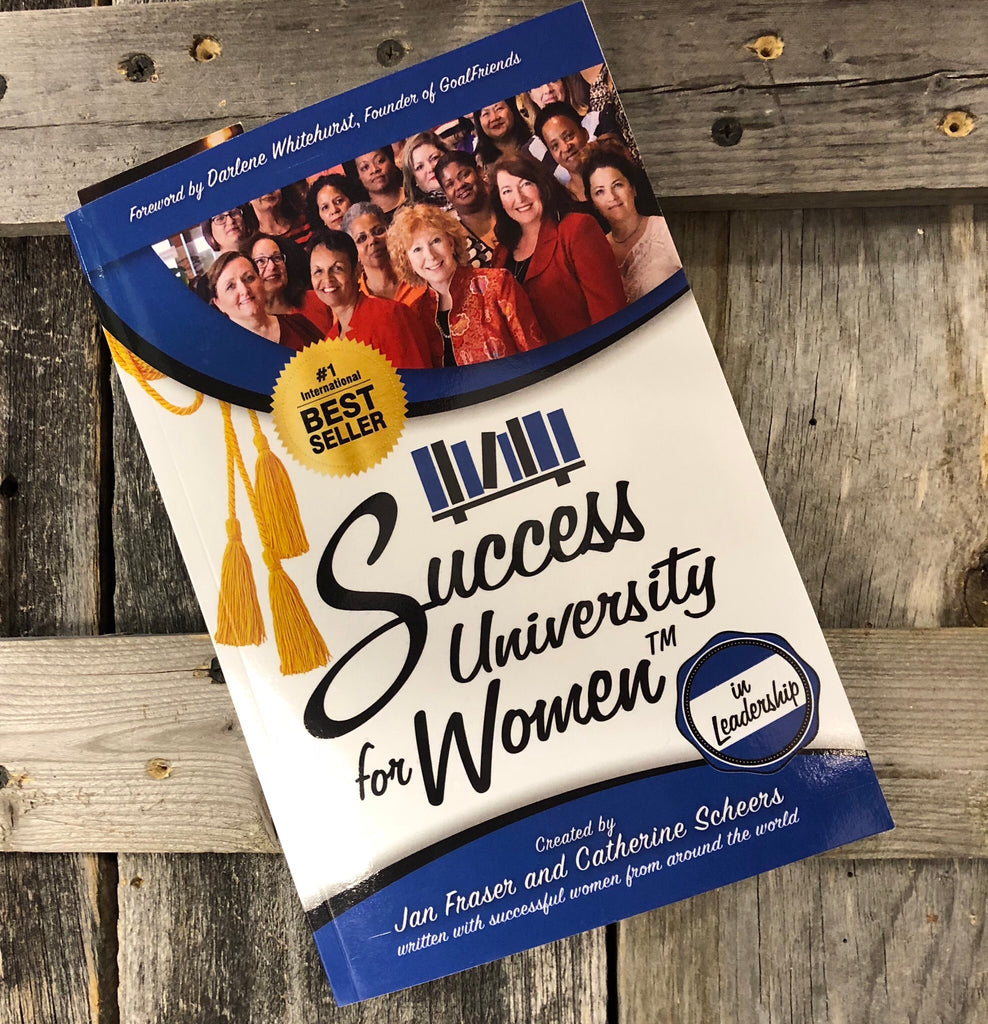 Lanette Pottle - Success University for Women in Leadership (Signed Copy!)