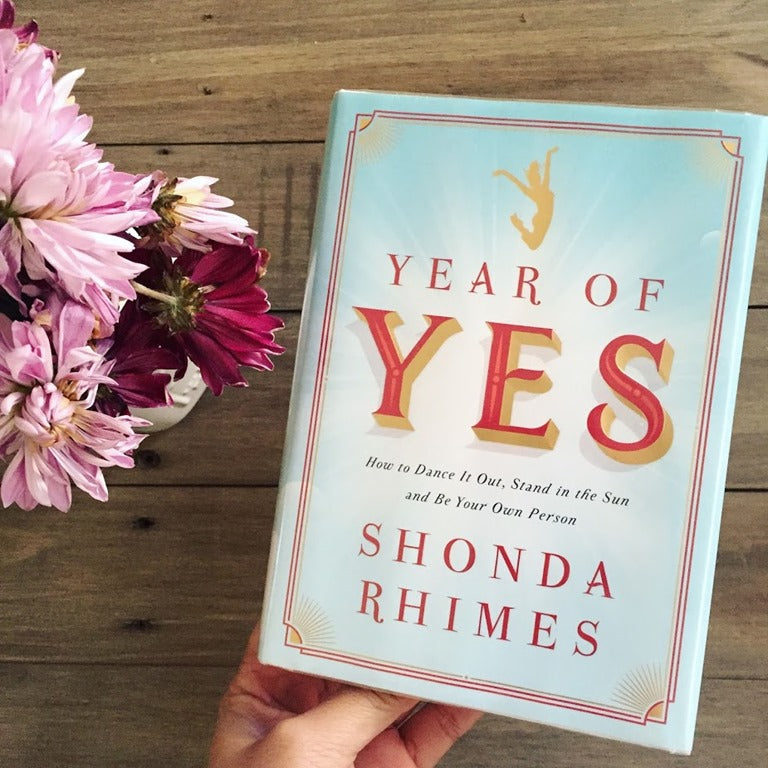 Shonda Rhimes - Year of Yes