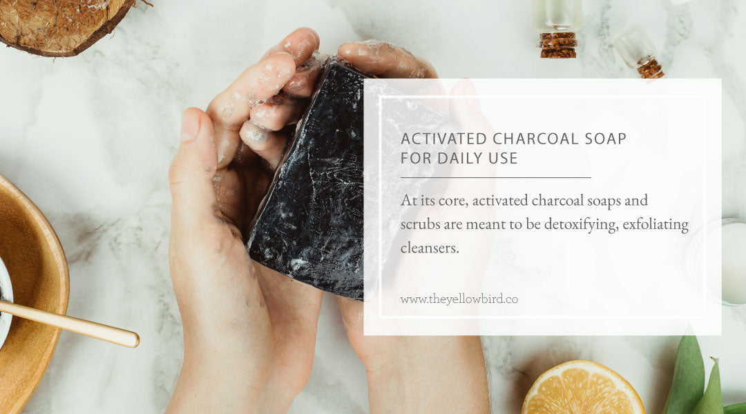 Activated Charcoal Daily Use