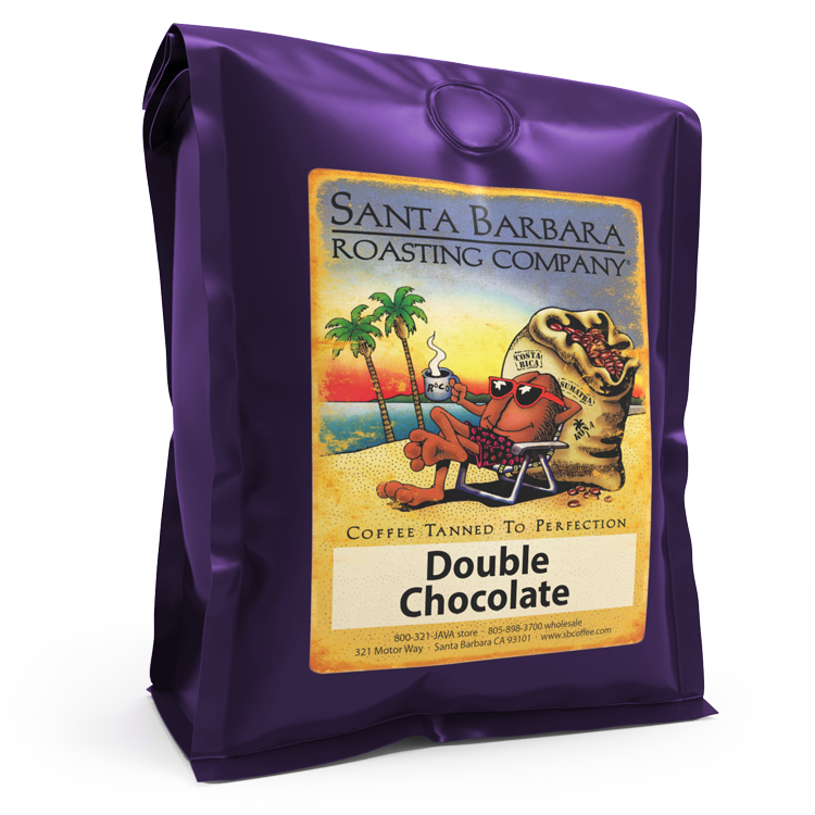 Double Chocolate - Coffee - Santa Barbara Roasting Company
