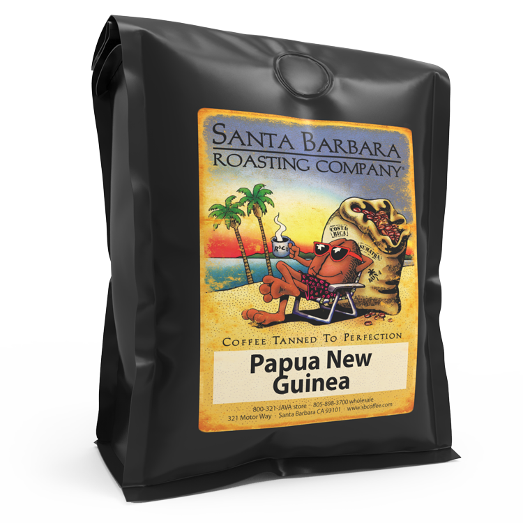 Papua New Guinea - Coffee - Santa Barbara Roasting Company