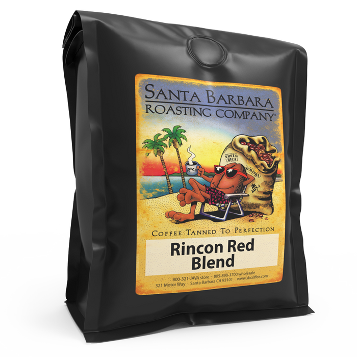Rincon Red Blend - Coffee - Santa Barbara Roasting Company