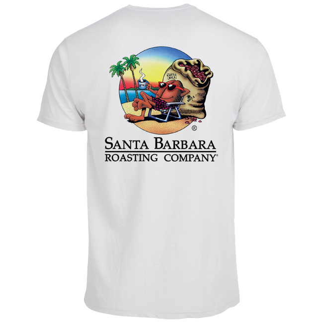Full Color T-Shirt - Apparel - Santa Barbara Roasting Company