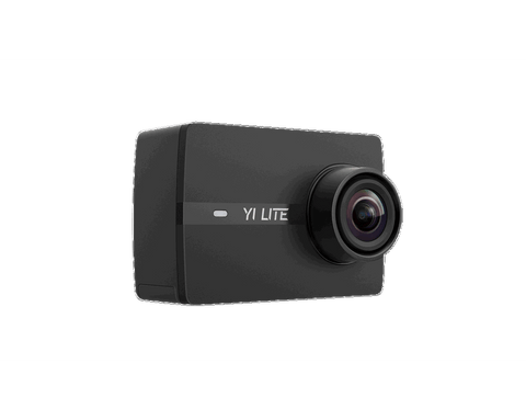 Yi Lite Action Camera Black w/ Waterproof Housing