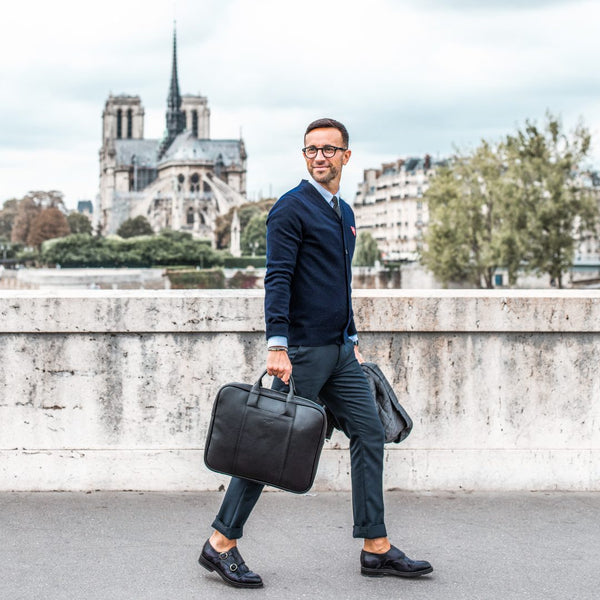 The ParisianMan reviews Arsante of Sweden Bags