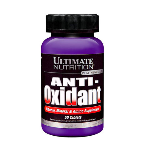 ANTIOXIDANT | ULTIMATE NUTRITION | Outletintegratori.com