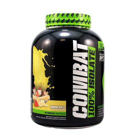 COMBAT 100% ISOLATE 2.267kg | MUSCLE PHARM | Outletintegratori.com