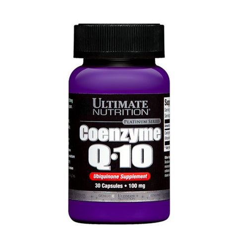 CO-ENZYME Q10 | ULTIMATE NUTRITION | Outletintegratori.com