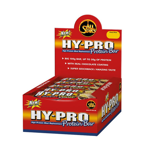 HY-PRO BAR | ALL STARS | Outletintegratori.com