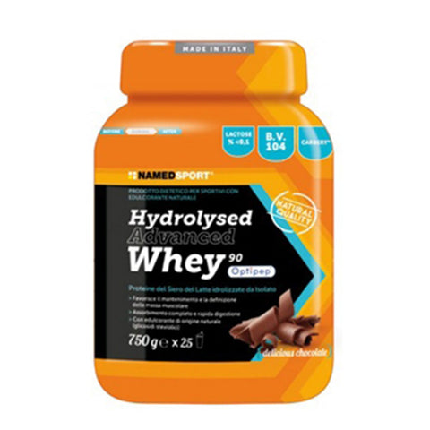 HYDROLYSED ADVANCED WHEY 90 750g | NAMED SPORT | Outletintegratori.com