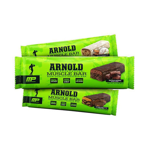 MUSCLE BAR | ARNOLD SERIES | Outletintegratori.com