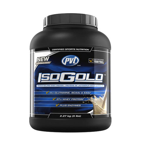ISO GOLD 2.270kg | PVL ESSENTIALS | Outletintegratori.com