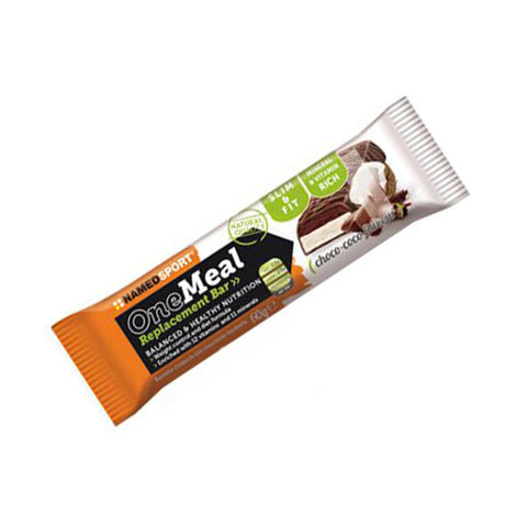 ONEMEAL REPLACEMENT BAR 24x60g | NAMED SPORT | Outletintegratori.com
