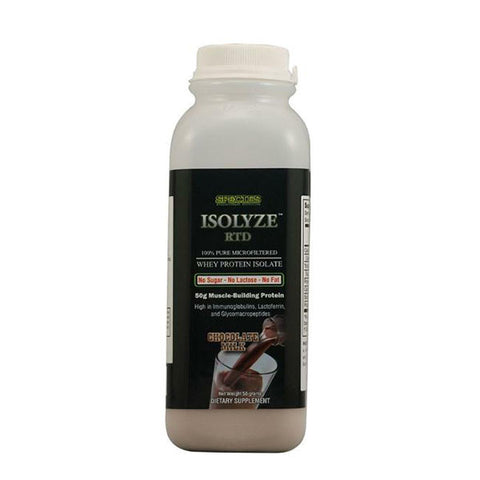 ISOLYZE READY TO DRINK | SPECIES | Outletintegratori.com