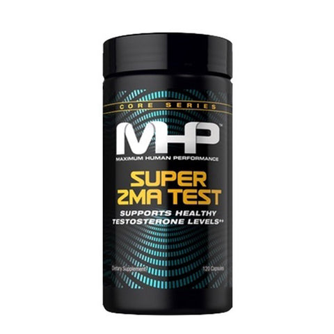 SUPER ZMA TEST 120 Caps | MHP | Outletintegratori.com