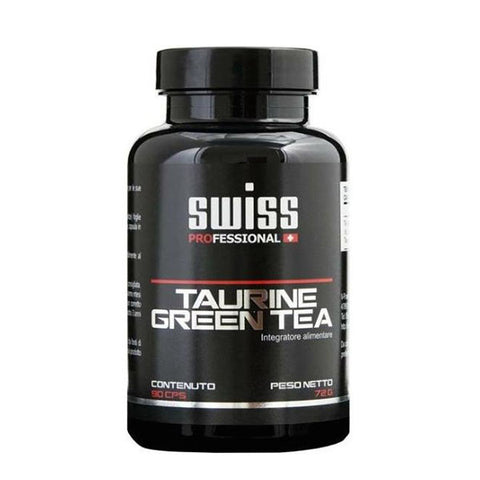TAURINE GREEN TEA | SWISS PROFESSIONAL | Outletintegratori.com