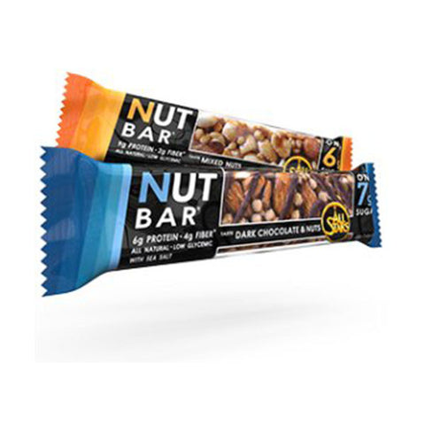 NUT BAR | ALL STARS | Outletintegratori.com