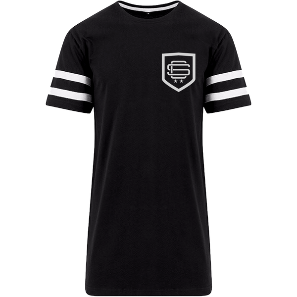 SqC Shield Black LongTee