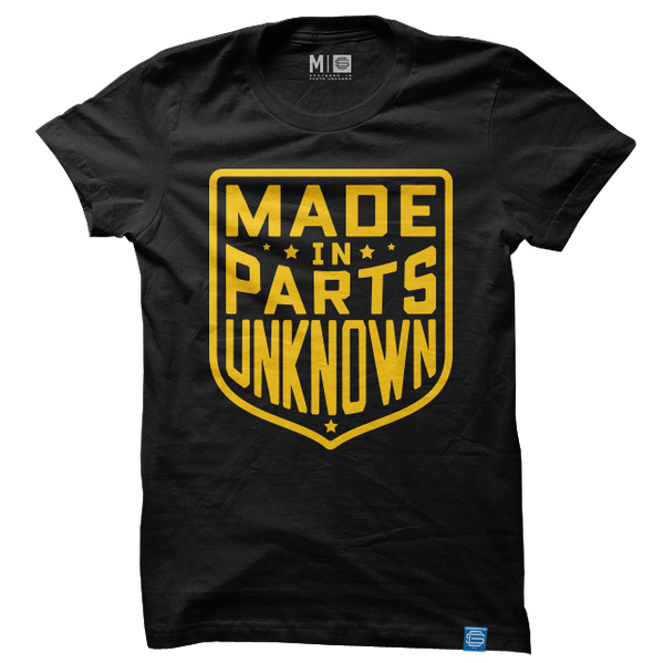 Made in Parts Unknown Black