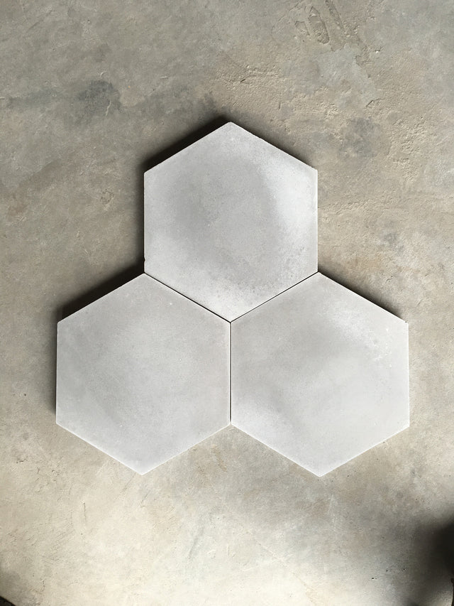 Hexagon Plain Series