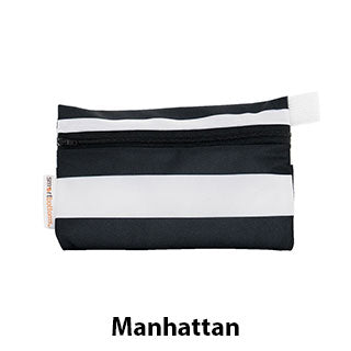 Smart Bottoms Mini Wet Bag Manhattan