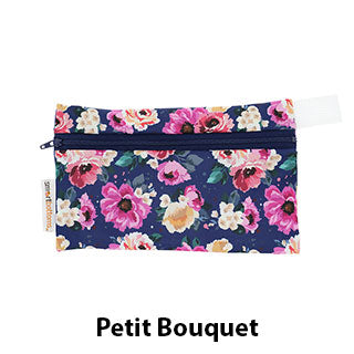 Smart Bottoms Mini Wet Bag Petit Bouquet