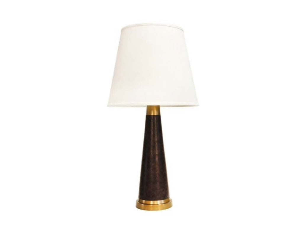 Worlds Away Clive Brown Table Lamp - Matthew Izzo Home
