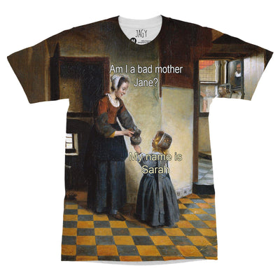 Am I A Bad Mother T-Shirt