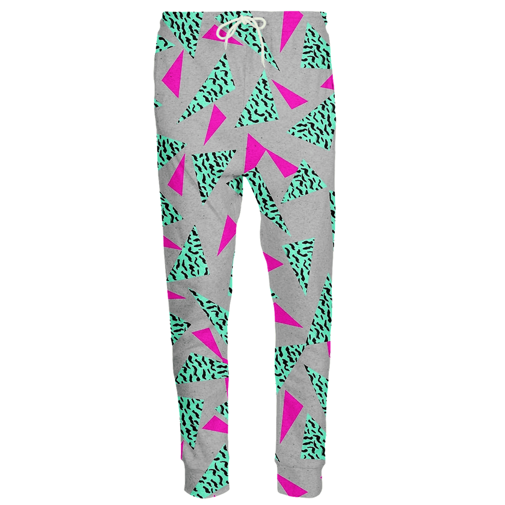 Joggers - 90s Pattern