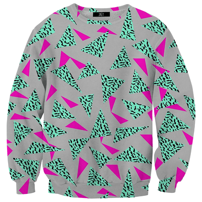 Sweater - 90s Pattern