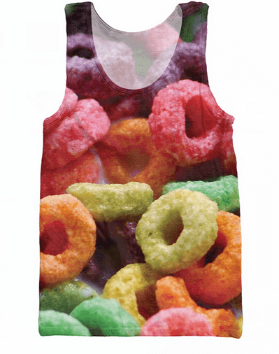 Tank Tops - Fruit Loops