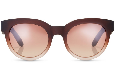 Traveler Florentin Matte Ombre Sunglasses By Toms