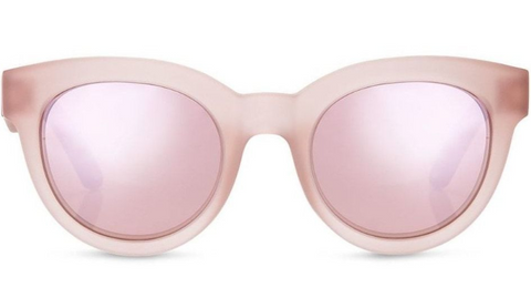 Traveler Florentin In Smoke Lilac Sunglasses By Toms
